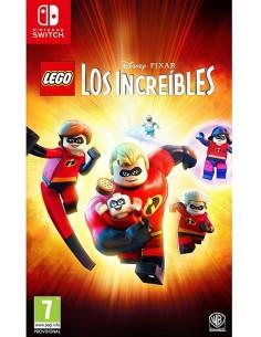 LEGO Los Increíbles (Switch)