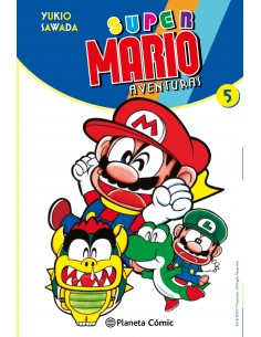 Super Mario Aventuras Nº5...