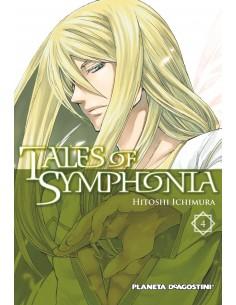 Tales of Symphonia Nº4...