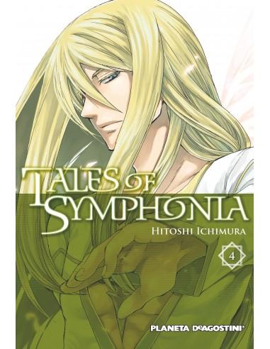 Tales of Symphonia Nº4 [Rustica]