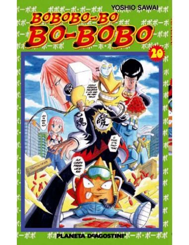 Bobobo-Bo Bo-Bobo Nº20 [Rustica]