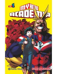 My Hero Academia Nº1 [Rustica]