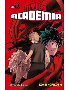 My Hero Academia Nº10...