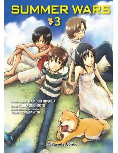 Summer Wars 3 (3 De 3)...