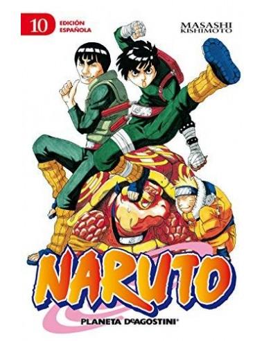 Naruto Nº10 [Rustica]