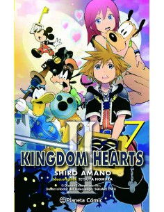 Kingdom Hearts II Nº7...
