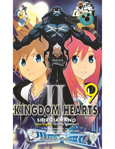 Kingdom Hearts II Nº9 [Rustica]