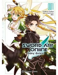 Sword Art Online: Fairy...