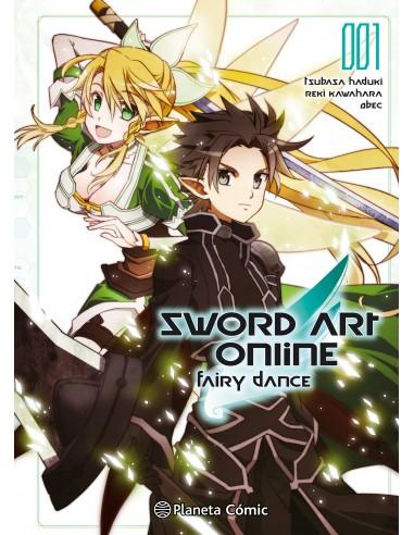 Sword Art Online: Fairy Dance Nº1...