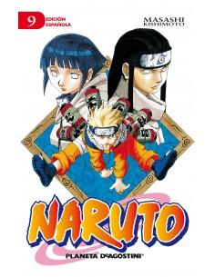 Naruto Nº9 [Rustica]
