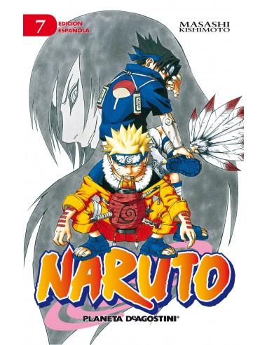 Naruto Nº7 [Rustica]