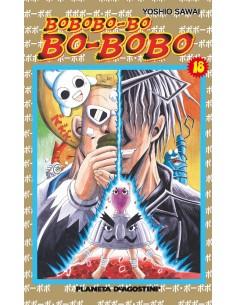 Bobobo-Bo Bo-Bobo Nº18...