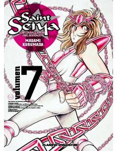 Saint Seiya Nº7 [Rustica]