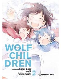 Wold Children Nº2 (2 De 3)...