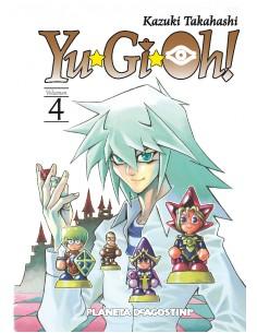 Yu-Gi-Oh! Nº4 [Rustica]