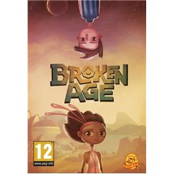 BROKEN AGE (INCLUYE BANDA SONORA)