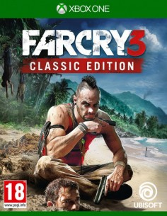 Far Cry 3 Remastered...