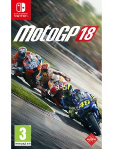 Moto GP 18 (Switch)