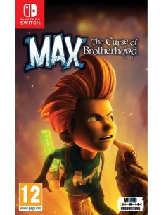 Max: The Curse of...