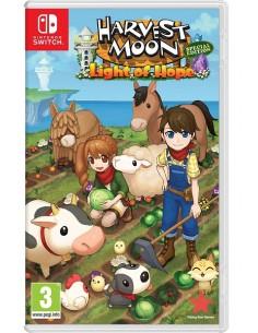 Harvest Moon: Light of Hope...