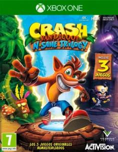 Crash Bandicoot N. Sane...