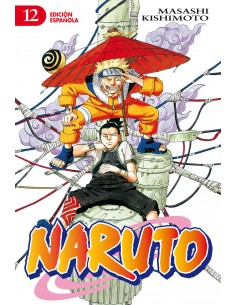 Naruto Nº12 [Rustica]