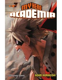 My Hero Academia Nº7 [Rustica]