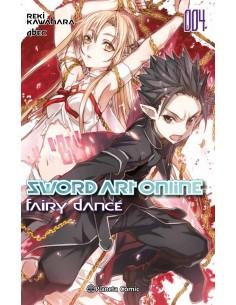 Sword Art Online Nº4 Fairy...