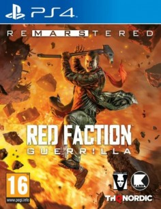 Red Faction: Guerrilla...