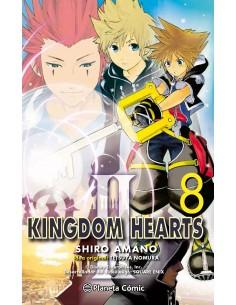 Kingdom Hearts II Nº08...